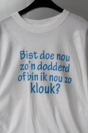 Groninger-artikelen-T-shirt Dodderd