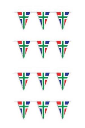 Groninger vlaggetjes
