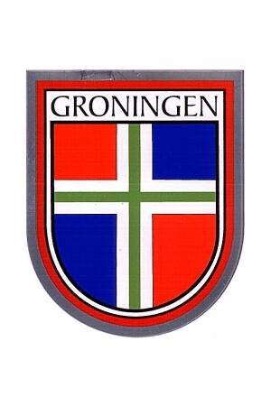 Sticker Groningen