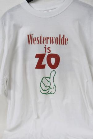 T-Shirt Eigen tekst