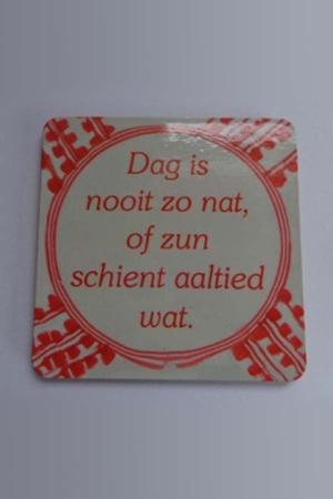 Onderzetter kurk Groningen