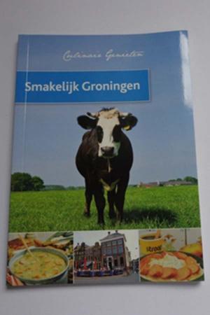 Boekje smakelijk Groningen