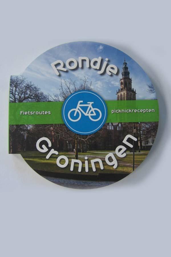 Rondje Groningen Fietsroutes en picknickrecepten