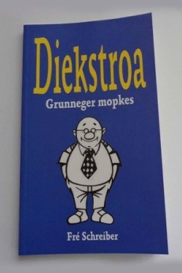 Diekstroa grunneger mopkes - Moppenboek Groningen