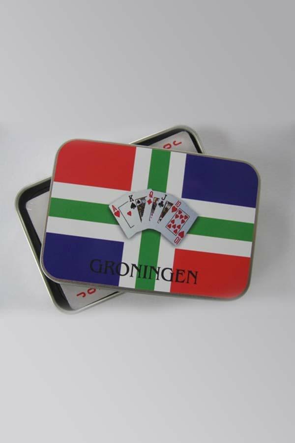Speelkaarten Groningen