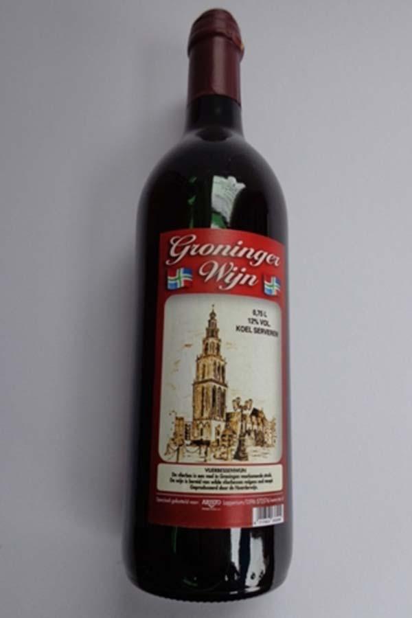 Groninger wijn