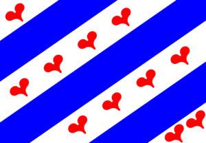 vlag Groningen Ommelanden provincie Groningen