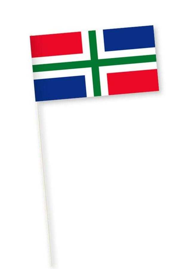 Zwaaivlaggetje Groningen