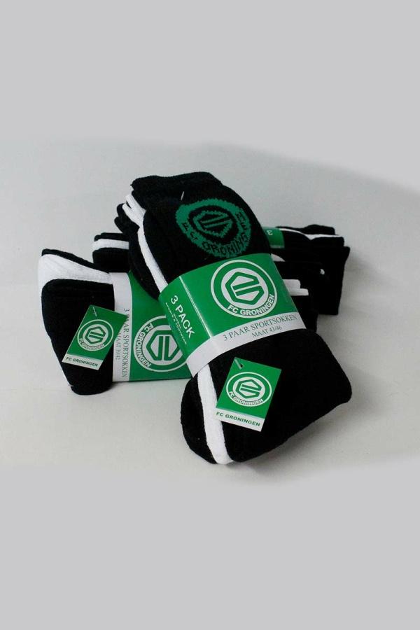 FC Groningen sportsokken