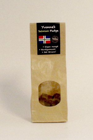 Salmiak fudge