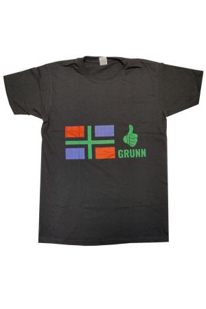 T-shirt Grunn - Groninger Artikelen.nl
