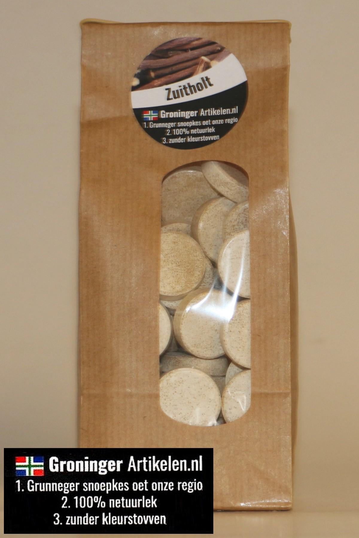 Grunneger zuitholt snoepkes