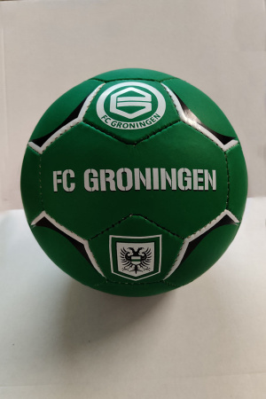 FC Groningen voetbal groen