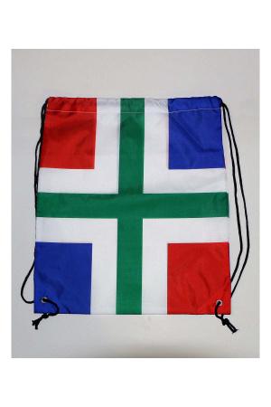 Rugtas Groninger vlag