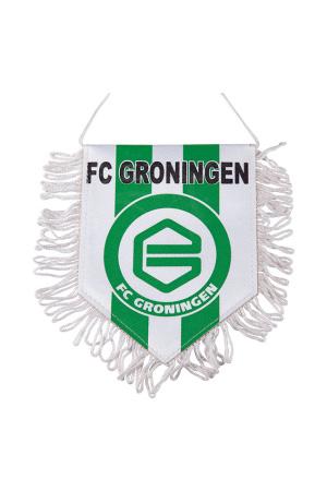 Banier logo FC Groningen vaantje