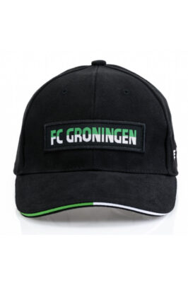 Zwarte cap FC Groningen