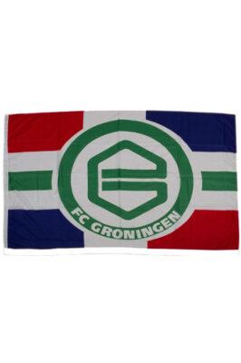 Vlag provincie FC Groningen
