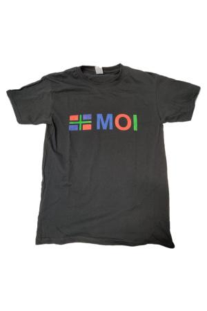 T-shirt Moi Groningen