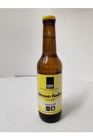 Radler sitroun Grunn bier