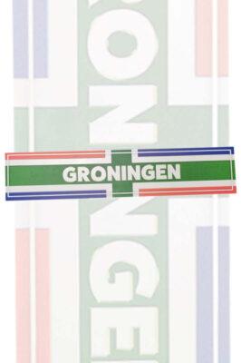 Wandbord Groningen